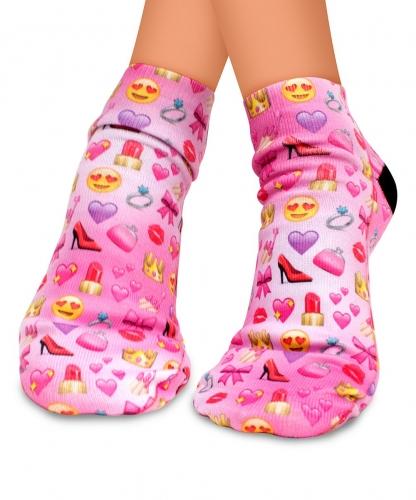 Kinder sokken bedrukken