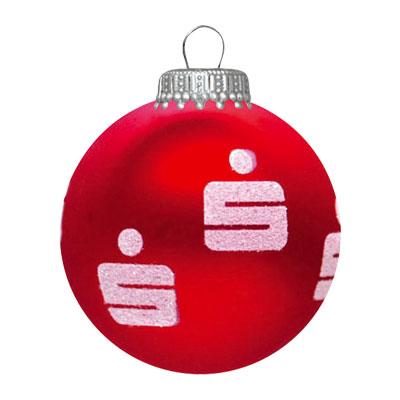 Glazen kerstballen bedrukken